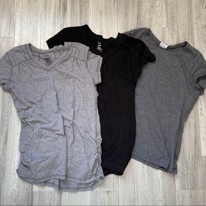 Danskin Now Workout T-shirt Bundle Large